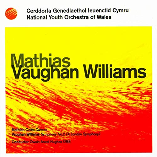 Vaughan Williams^Nat'l Youth Orch Wales^Hughes - Vaughan Williams - Symphony No. 2