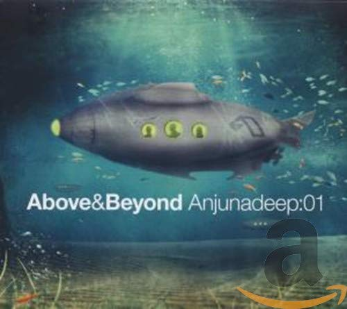 Various Artists - Above & Beyond: Anjunadeep 01