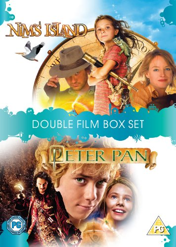 Nim-039-s-Island-Peter-Pan-DVD-CD-L2VG-FREE-Shipping