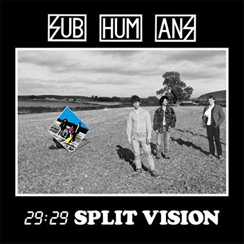Subhumans - 29:29 Split