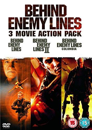 Behind Enemy Lines 1-3