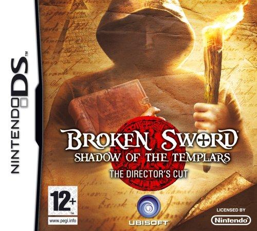 Broken Sword: The Shadow of the Templars - Directors Cut (Nintendo DS)