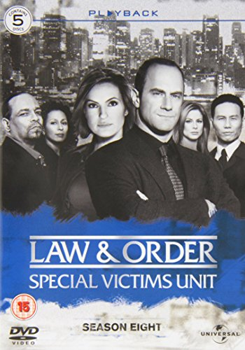 Law & Order: Special Victims Unit - Season 8 - Complete