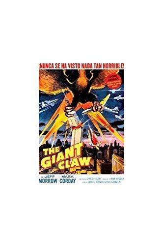 The Giant Claw (Region 2)