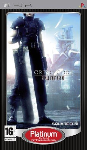 Crisis Core: Final Fantasy VII - Platinum Edition (PSP)