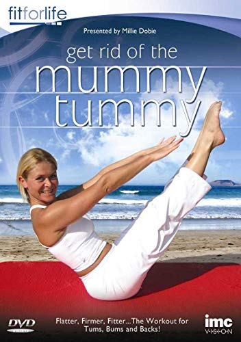 Get Rid of the Mummy Tummy - Post Natal Stomach Workout - Millie Dobie - Fit for Life Series