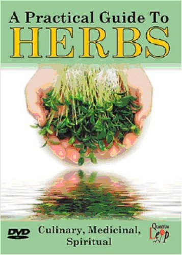 The-Practical-Guide-To-Herbs-DVD-CD-5CVG-FREE-Shipping