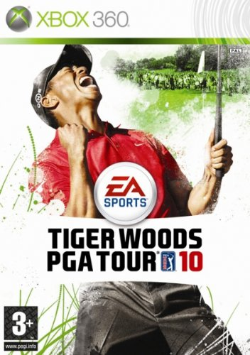 Xbox 360 - Tiger Woods PGA Tour 10