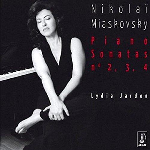 Lydia Jardon - Sonatas Nos.2, 3 & 4