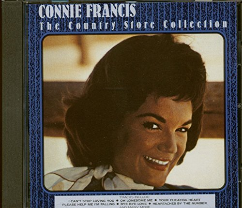 Connie Francis - Connie Francis - The Country Store ... - Connie Francis CD KQVG