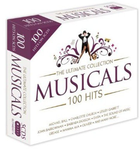 Various Artists - Musicals - The Ultimate Collection