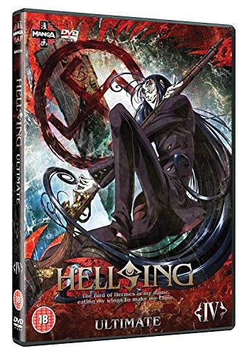 Hellsing Ultimate Volume 4
