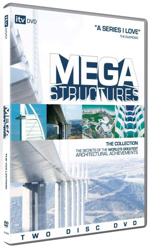 Megastructures-DVD-CD-2OVG-FREE-Shipping