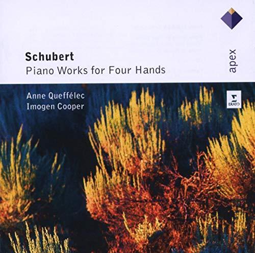 Anne Queffelec And Imogen Cooper - Schubert : Works For Piano Four Hands