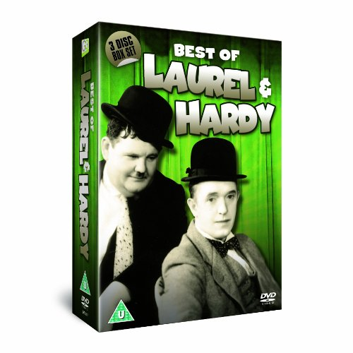 Laural-amp-Hardy-DVD-CD-CEVG-FREE-Shipping