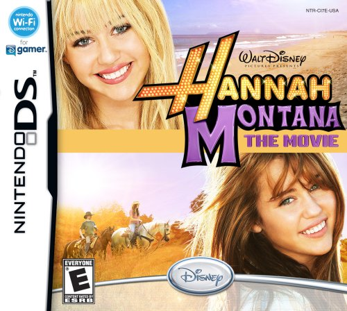 Disney Interactive Toys Disney Hannah Montana: The Movie for Nintendo DS
