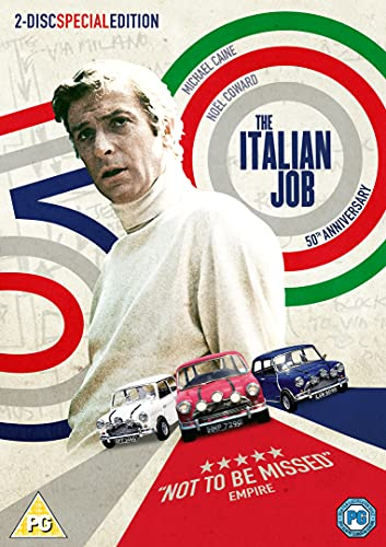 The Italian Job - 40th Anniversary Edition