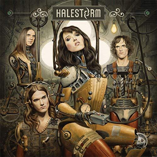 Halestorm - Halestorm By Halestorm