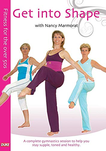 Fitness For The Over 50's - Get Into Shape DVD