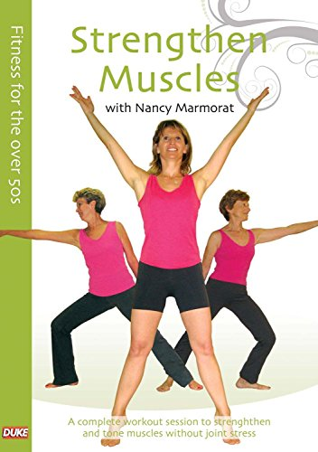 Fitness for the Over 50s - Fitness For The Over 50's - Strengthen Muscles DVD
