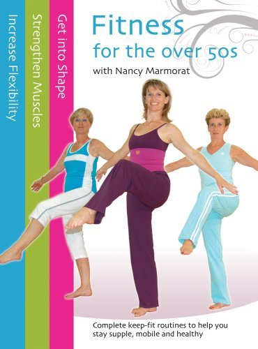 Marmorat,Nancy - Fitness For The Over 50's - Box Set (3 DVD)