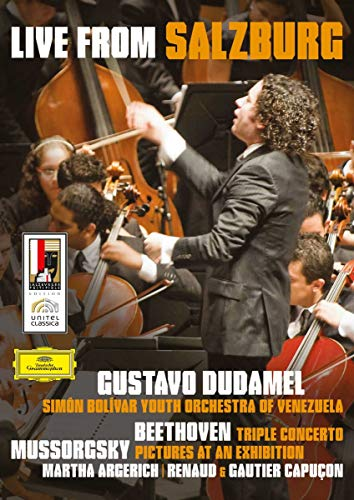 Live from Salzburg - Gustavo Dudamel and the Simon Bolivar Orchestra