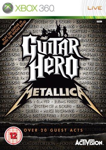 Guitar Hero: Metallica - Game Only (Xbox 360)