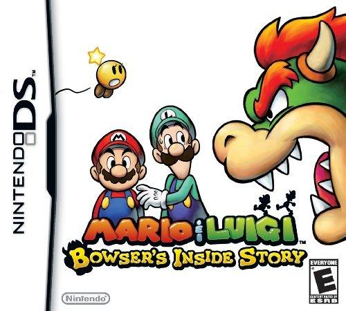 Nintendo Ds - Mario & Luigi: Bowser's Inside Story (Nintendo DS)