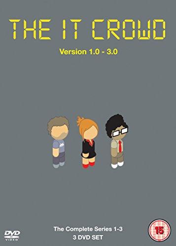 The IT Crowd: Series 1-3 Box Set