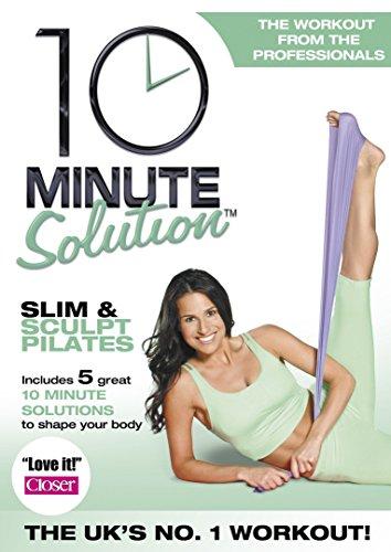 10 Minute Solution: Slim and Sculpt Pilates