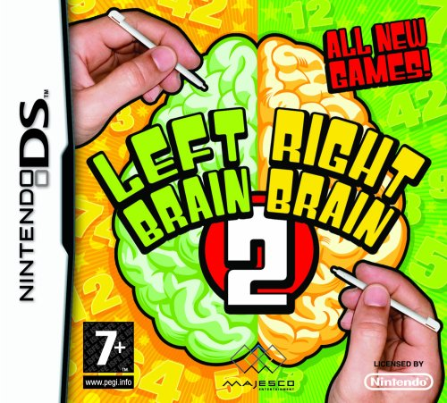 Left Brain Right Brain 2 (Nintendo DS)
