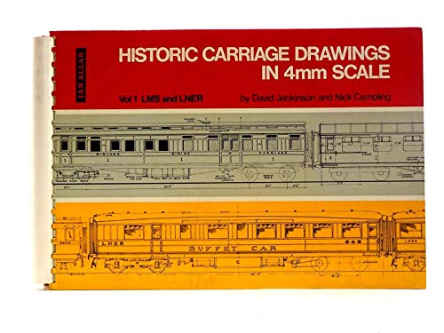 Historic Carriage Drawings in 4mm Scale By David Jenkinson
