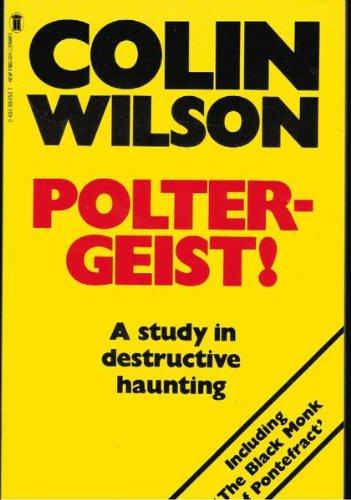 Poltergeist By Colin Wilson