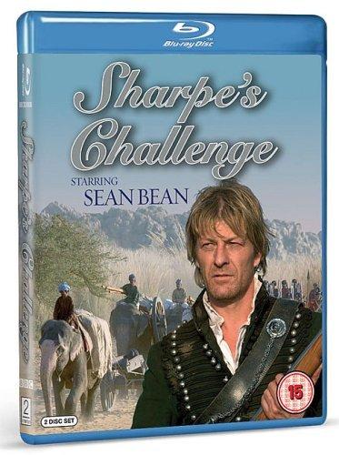 Sharpe-039-s-Challenge-Blu-ray-Region-Free-CD-OMVG-FREE-Shipping