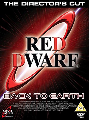 Red Dwarf - Back To Earth - Director's Cut