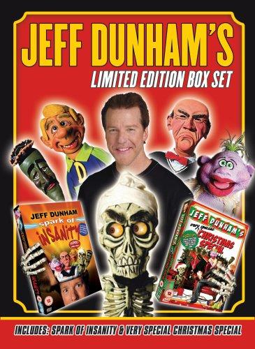 Jeff-Dunham-Limited-Edition-Box-Set-DVD-2007-CD-R0VG-FREE-Shipping