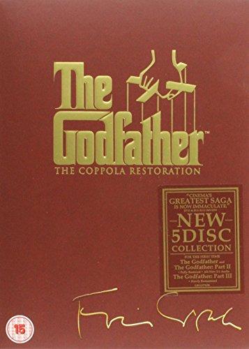 The Godfather Trilogy: The Coppola Restoration
