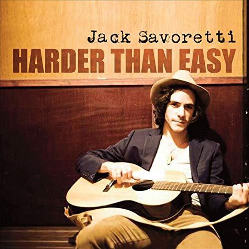 Jack Savoretti - Harder Than Easy By Jack Savoretti