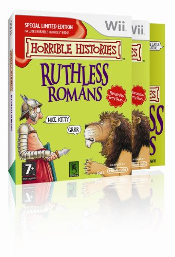 Horrible Histories: Ruthless Romans - Special Edition (Wii)