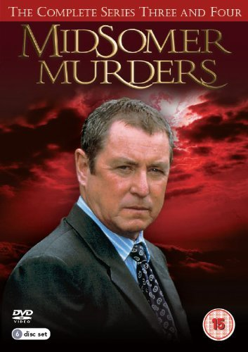 Midsomer Murders: The Complete Series Three and Four
