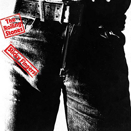 The Rolling Stones - Sticky Fingers By The Rolling Stones
