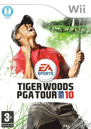 Tiger Woods PGA Tour 10 (Wii)