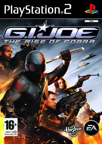 G.I. Joe: The Rise of Cobra (PS2)