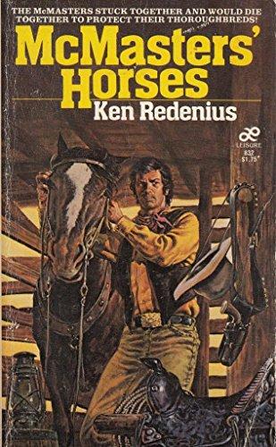Mcmasters' Horses By Ken Redenius