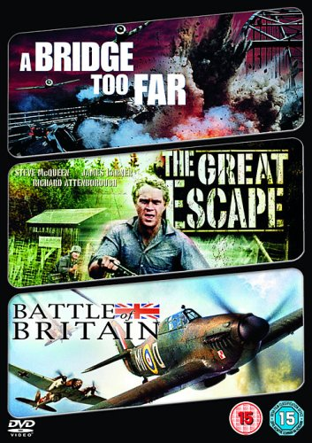 A Bridge Too Far/The Great Escape/Battle of Britain