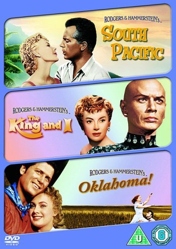 South Pacific/The King and I/Oklahoma!
