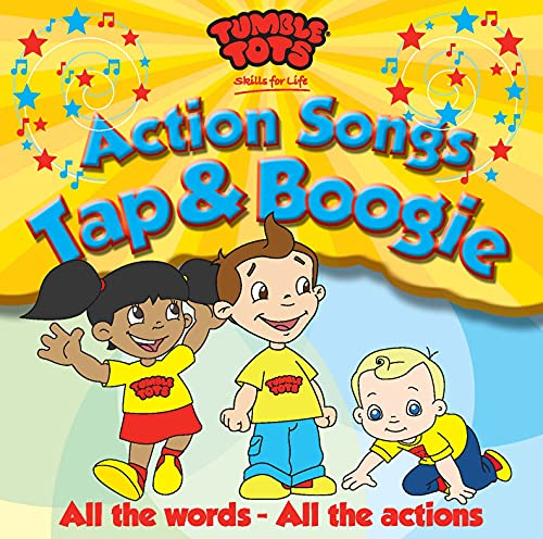 Tumble Tots: Action Songs - Tap & Boogy By Various Artists