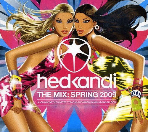 Various Artists - Hed Kandi - The Mix: Spring 2009 - Various Artists CD ZUVG The