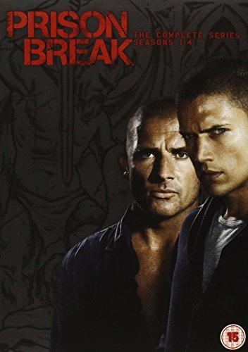 Prison Break - Season 1-4
