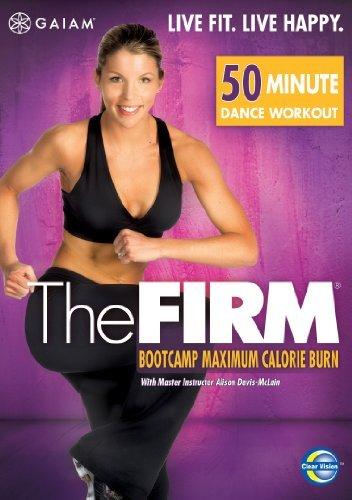 The Firm - Bootcamp Maximum Calorie Burn